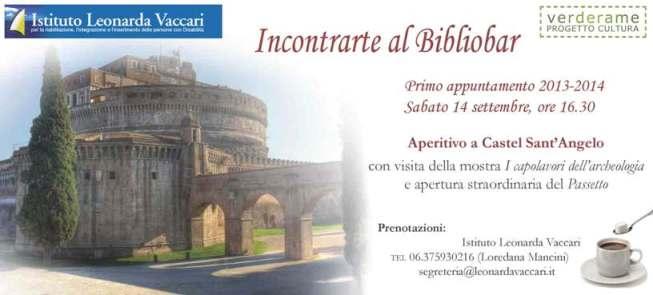 Invito Castel Sant'Angelo