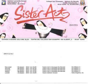 locandina SisterAct